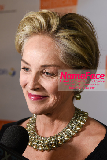 Drugs for Neglected Diseases Initiative Gala DNDi Making Medical History Sharon Stone - NameFace Photo Agency New York City - hello@nameface.com - nameface.com - Photo by Daniela Kirsch