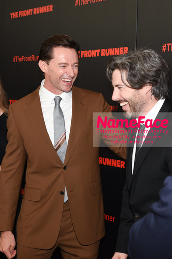 The Front Runner movie premiere Hugh Jackman - NameFace Photo Agency New York City - hello@nameface.com - nameface.com - Photo by Daniela Kirsch