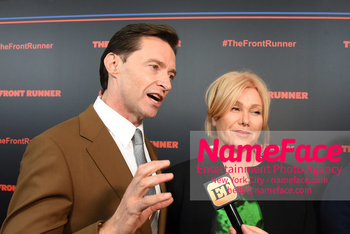 The Front Runner movie premiere Hugh Jackman and Deborra-Lee Jackman - NameFace Photo Agency New York City - hello@nameface.com - nameface.com - Photo by Daniela Kirsch
