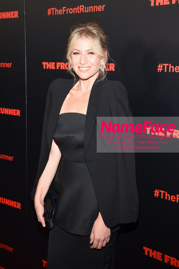 The Front Runner movie premiere Ari Graynor - NameFace Photo Agency New York City - hello@nameface.com - nameface.com - Photo by Daniela Kirsch