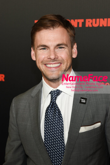 The Front Runner movie premiere Tommy Dewey - NameFace Photo Agency New York City - hello@nameface.com - nameface.com - Photo by Daniela Kirsch