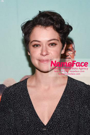 YouTube & Participant Media host a screening of The Price of Free Tatiana Maslany - NameFace Photo Agency New York City - hello@nameface.com - nameface.com - Photo by Daniela Kirsch