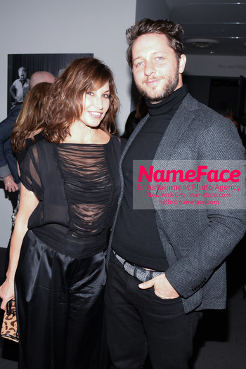 YouTube & Participant Media host a screening of The Price of Free Gina Gershon and Derek Blasberg - NameFace Photo Agency New York City - hello@nameface.com - nameface.com - Photo by Daniela Kirsch