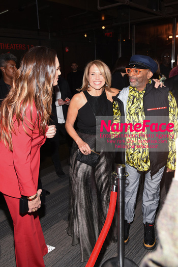 Opening of the CMX CineBistro - The VIP Cinema Experience Brooke Shields, Katie Couric and Spike Lee - NameFace Photo Agency New York City - hello@nameface.com - nameface.com - Photo by Daniela Kirsch