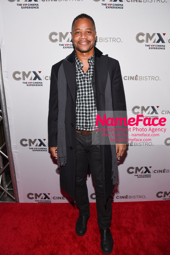 Opening of the CMX CineBistro - The VIP Cinema Experience Cuba Gooding Jr. - NameFace Photo Agency New York City - hello@nameface.com - nameface.com - Photo by Daniela Kirsch