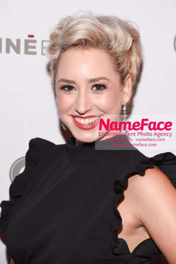 Opening of the CMX CineBistro - The VIP Cinema Experience Jazmin Grace Grimaldi - NameFace Photo Agency New York City - hello@nameface.com - nameface.com - Photo by Daniela Kirsch