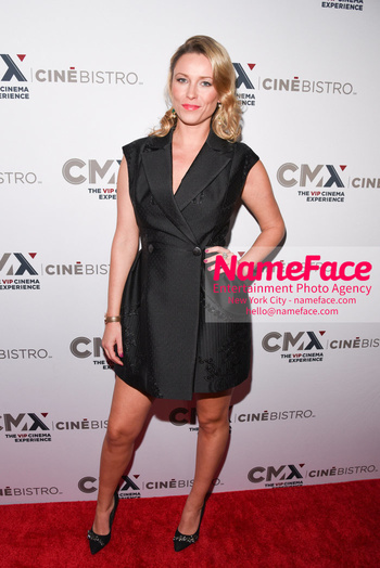 Opening of the CMX CineBistro - The VIP Cinema Experience Kiera Chaplin - NameFace Photo Agency New York City - hello@nameface.com - nameface.com - Photo by Daniela Kirsch