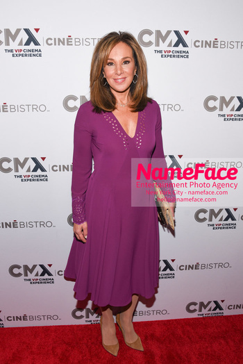 Opening of the CMX CineBistro - The VIP Cinema Experience Rosanna Scotto - NameFace Photo Agency New York City - hello@nameface.com - nameface.com - Photo by Daniela Kirsch