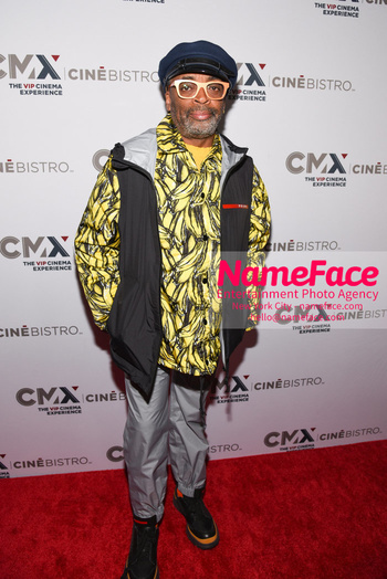 Opening of the CMX CineBistro - The VIP Cinema Experience Spike Lee - NameFace Photo Agency New York City - hello@nameface.com - nameface.com - Photo by Daniela Kirsch