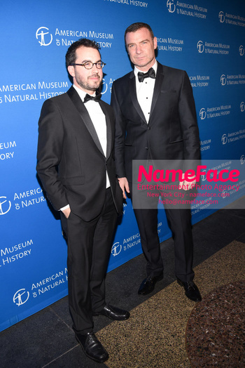 American Museum of Natural History Gala 2018, Arrivals Jonathan Safran Foer and Liev Schreiber - NameFace Photo Agency New York City - hello@nameface.com - nameface.com - Photo by Daniela Kirsch
