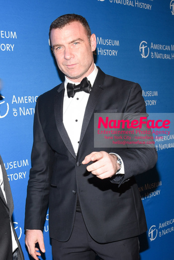 American Museum of Natural History Gala 2018, Arrivals Liev Schreiber - NameFace Photo Agency New York City - hello@nameface.com - nameface.com - Photo by Daniela Kirsch