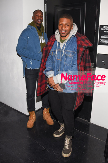 LuisaViaRoma Opening Party Romeo Hunte - NameFace Photo Agency New York City - hello@nameface.com - nameface.com - Photo by Daniela Kirsch