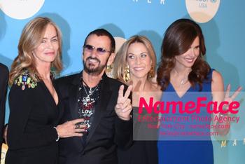 14th Annual UNICEF Snowflake Ball Barbara Bach, Ringo Starr, Sheryl Crow and Desiree Gruber - NameFace Photo Agency New York City - hello@nameface.com - nameface.com - Photo by Daniela Kirsch