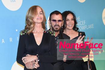 14th Annual UNICEF Snowflake Ball Barbara Bach and Ringo Starr - NameFace Photo Agency New York City - hello@nameface.com - nameface.com - Photo by Daniela Kirsch