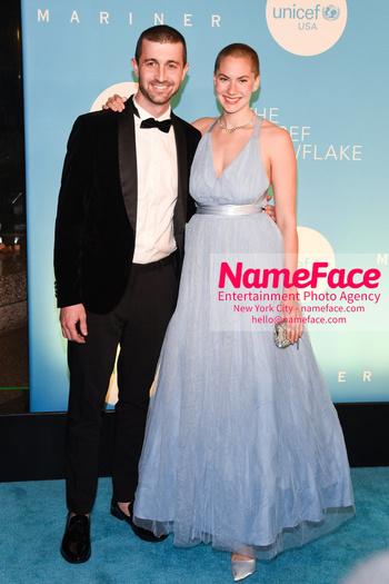 14th Annual UNICEF Snowflake Ball Emma Ferrer - NameFace Photo Agency New York City - hello@nameface.com - nameface.com - Photo by Daniela Kirsch