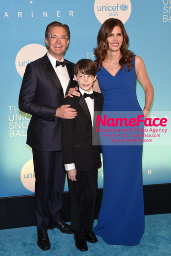 14th Annual UNICEF Snowflake Ball Kyle MacLachlan and Desiree Gruber - NameFace Photo Agency New York City - hello@nameface.com - nameface.com - Photo by Daniela Kirsch