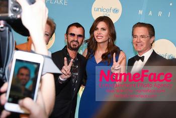 14th Annual UNICEF Snowflake Ball Ringo Starr, Desiree Gruber and Kyle MacLachlan - NameFace Photo Agency New York City - hello@nameface.com - nameface.com - Photo by Daniela Kirsch