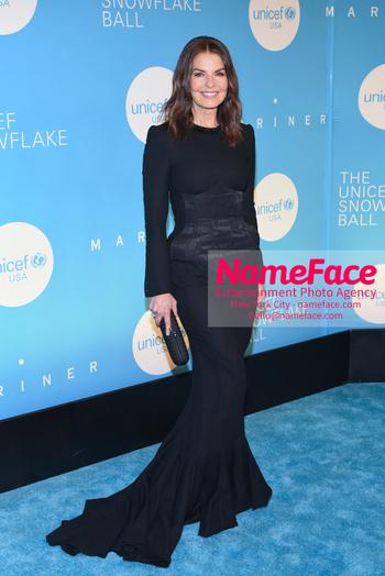 14th Annual UNICEF Snowflake Ball Sela Ward - NameFace Photo Agency New York City - hello@nameface.com - nameface.com - Photo by Daniela Kirsch
