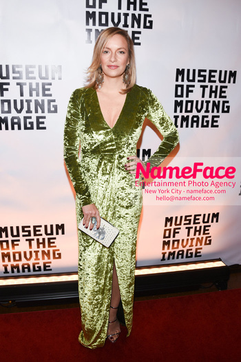 The Museum Of The Moving Image Salute 2018 Coralie Charriol Paul - NameFace Photo Agency New York City - hello@nameface.com - nameface.com - Photo by Daniela Kirsch