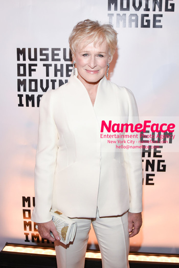 The Museum Of The Moving Image Salute 2018 Glenn Close - NameFace Photo Agency New York City - hello@nameface.com - nameface.com - Photo by Daniela Kirsch