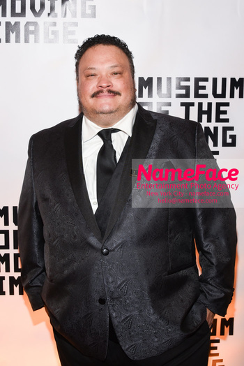 The Museum Of The Moving Image Salute 2018 Adrian Martinez - NameFace Photo Agency New York City - hello@nameface.com - nameface.com - Photo by Daniela Kirsch