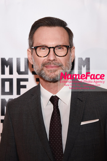 The Museum Of The Moving Image Salute 2018 Christian Slater - NameFace Photo Agency New York City - hello@nameface.com - nameface.com - Photo by Daniela Kirsch