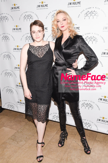 New York Stage & Film 2018 Winter Gala Caitlin Kinnunen and Guest - NameFace Photo Agency New York City - hello@nameface.com - nameface.com - Photo by Daniela Kirsch
