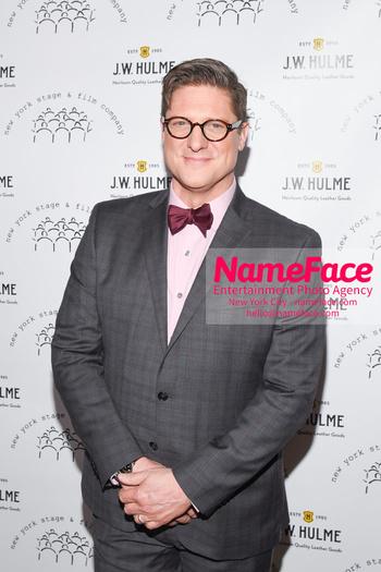 New York Stage & Film 2018 Winter Gala Christopher Sieber - NameFace Photo Agency New York City - hello@nameface.com - nameface.com - Photo by Daniela Kirsch