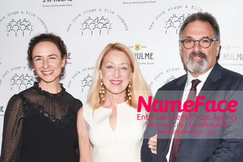 New York Stage & Film 2018 Winter Gala Johanna Pfaelzer, Patricia Wettig and Ken Olin - NameFace Photo Agency New York City - hello@nameface.com - nameface.com - Photo by Daniela Kirsch