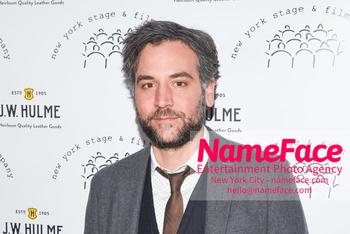 New York Stage & Film 2018 Winter Gala Josh Radnor - NameFace Photo Agency New York City - hello@nameface.com - nameface.com - Photo by Daniela Kirsch