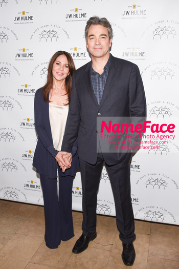 New York Stage & Film 2018 Winter Gala Leslie Urdang and Jon Tenney - NameFace Photo Agency New York City - hello@nameface.com - nameface.com - Photo by Daniela Kirsch