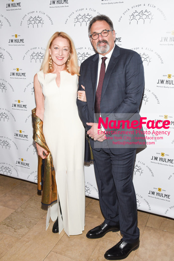 New York Stage & Film 2018 Winter Gala Patricia Wettig and Ken Olin - NameFace Photo Agency New York City - hello@nameface.com - nameface.com - Photo by Daniela Kirsch