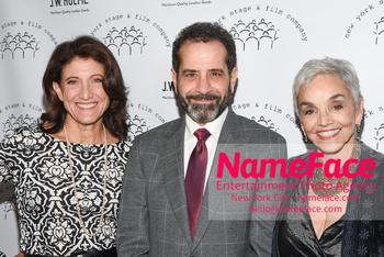 New York Stage & Film 2018 Winter Gala Amy Aquino, Tony Shalhoub and Brooke Adams - NameFace Photo Agency New York City - hello@nameface.com - nameface.com - Photo by Daniela Kirsch