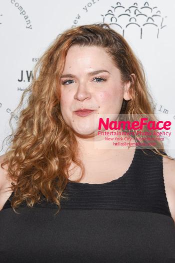New York Stage & Film 2018 Winter Gala Bonnie Milligan - NameFace Photo Agency New York City - hello@nameface.com - nameface.com - Photo by Daniela Kirsch