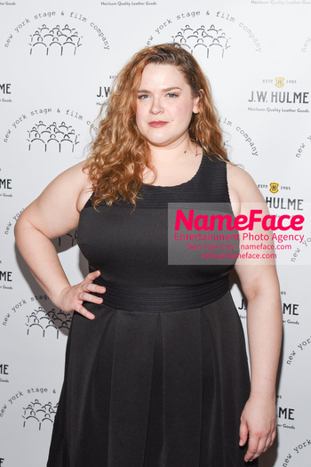 New York Stage & Film 2018 Winter Gala Bonnie Milligan - NameFace Photo Agency New York City - hello@nameface.com - nameface.com - Photo by Daniela Kirsch