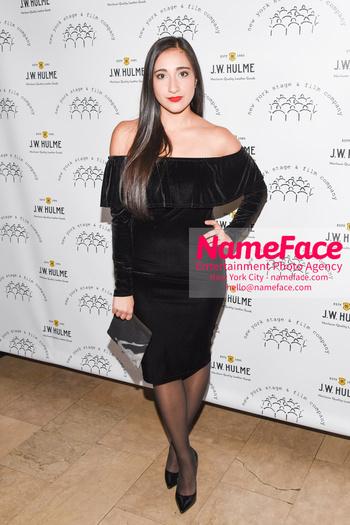New York Stage & Film 2018 Winter Gala Krystina Alabado - NameFace Photo Agency New York City - hello@nameface.com - nameface.com - Photo by Daniela Kirsch
