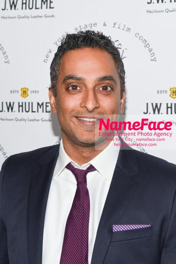 New York Stage & Film 2018 Winter Gala Manu Narayan - NameFace Photo Agency New York City - hello@nameface.com - nameface.com - Photo by Daniela Kirsch