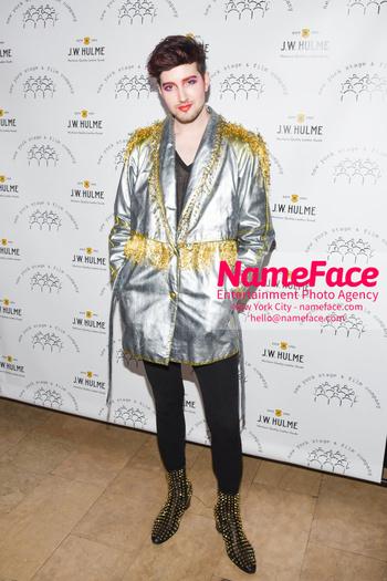 New York Stage & Film 2018 Winter Gala Max Vernon - NameFace Photo Agency New York City - hello@nameface.com - nameface.com - Photo by Daniela Kirsch