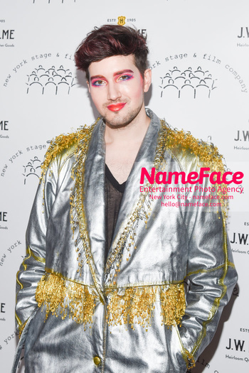 New York Stage & Film 2018 Winter Gala Max Vernon - NameFace Photo Agency New York City - hello@nameface.com - nameface.com - Photo by Daniela Kirsch