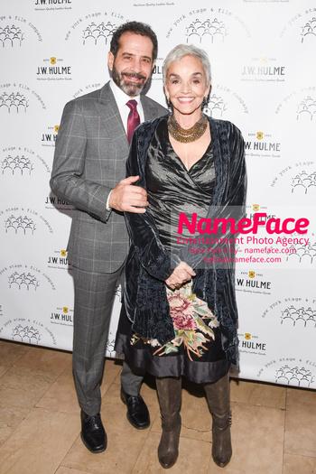 New York Stage & Film 2018 Winter Gala Tony Shalhoub and Brooke Adams - NameFace Photo Agency New York City - hello@nameface.com - nameface.com - Photo by Daniela Kirsch