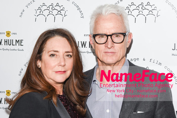 New York Stage & Film 2018 Winter Gala Talisa Balsam and John Slattery - NameFace Photo Agency New York City - hello@nameface.com - nameface.com - Photo by Daniela Kirsch