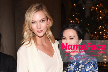 Berggruen Prize Gala 2018 Karlie Kloss and Wendi Deng Murdoch - NameFace Photo Agency New York City - hello@nameface.com - nameface.com - Photo by Daniela Kirsch