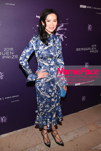 Berggruen Prize Gala 2018 Wendi Deng Murdoch - NameFace Photo Agency New York City - hello@nameface.com - nameface.com - Photo by Daniela Kirsch