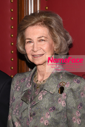 2018 Sophia Award For Excellence Queen Sofia of Spain - NameFace Photo Agency New York City - hello@nameface.com - nameface.com - Photo by Daniela Kirsch