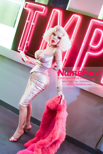 Susanne Bartsch & David Barton's Annual Toy Drive and Unveiling of TMPL West Village Amanda Lepore - NameFace Photo Agency New York City - hello@nameface.com - nameface.com - Photo by Daniela Kirsch