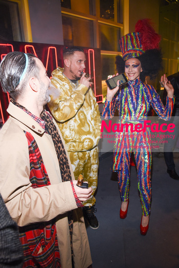Susanne Bartsch & David Barton's Annual Toy Drive and Unveiling of TMPL West Village Marc Jacobs and Susanne Bartsch - NameFace Photo Agency New York City - hello@nameface.com - nameface.com - Photo by Daniela Kirsch