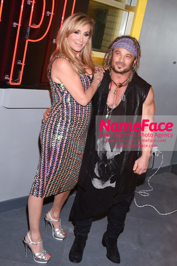 Susanne Bartsch & David Barton's Annual Toy Drive and Unveiling of TMPL West Village Sonja Morgan and David Barton - NameFace Photo Agency New York City - hello@nameface.com - nameface.com - Photo by Daniela Kirsch