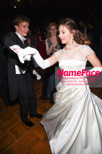 The 64th International Debutante Ball Catherine d'Andigne, Victoria Gordon and Christophe Hauptmann - NameFace Photo Agency New York City - hello@nameface.com - nameface.com - Photo by Daniela Kirsch