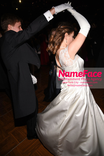 The 64th International Debutante Ball Catherine d'Andigne and Christophe Hauptmann - NameFace Photo Agency New York City - hello@nameface.com - nameface.com - Photo by Daniela Kirsch