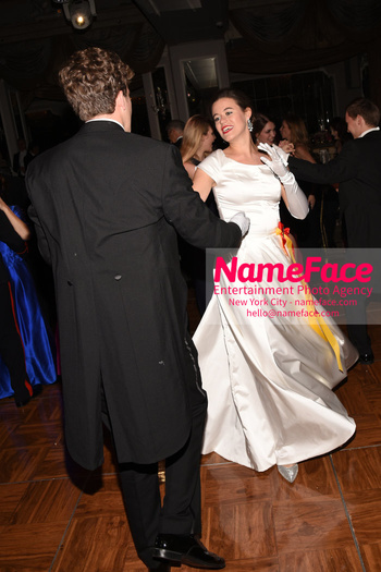 The 64th International Debutante Ball Princess Maria of Liechtenstein - Prinzessin Maria von Liechtenstein - NameFace Photo Agency New York City - hello@nameface.com - nameface.com - Photo by Daniela Kirsch